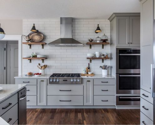 Amity Oregon kitchen remodel