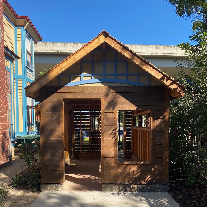 Nature's Workshop Playhouse